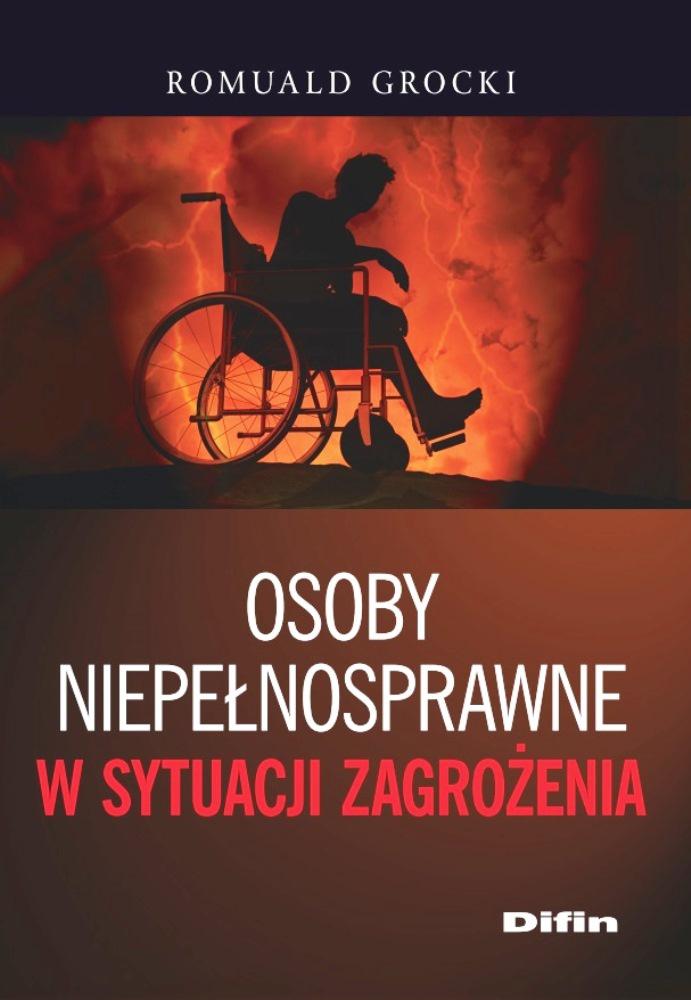 Osoby niepełnosprawne w sytuacji zagrożenia - Ebook (Książka PDF) do pobrania w formacie PDF