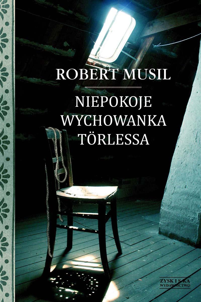 Niepokoje wychowanka Törlessa - Ebook (Książka na Kindle) do pobrania w formacie MOBI