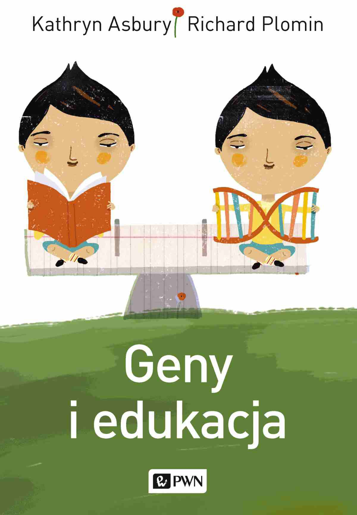 Geny i edukacja - Ebook (Książka EPUB) do pobrania w formacie EPUB