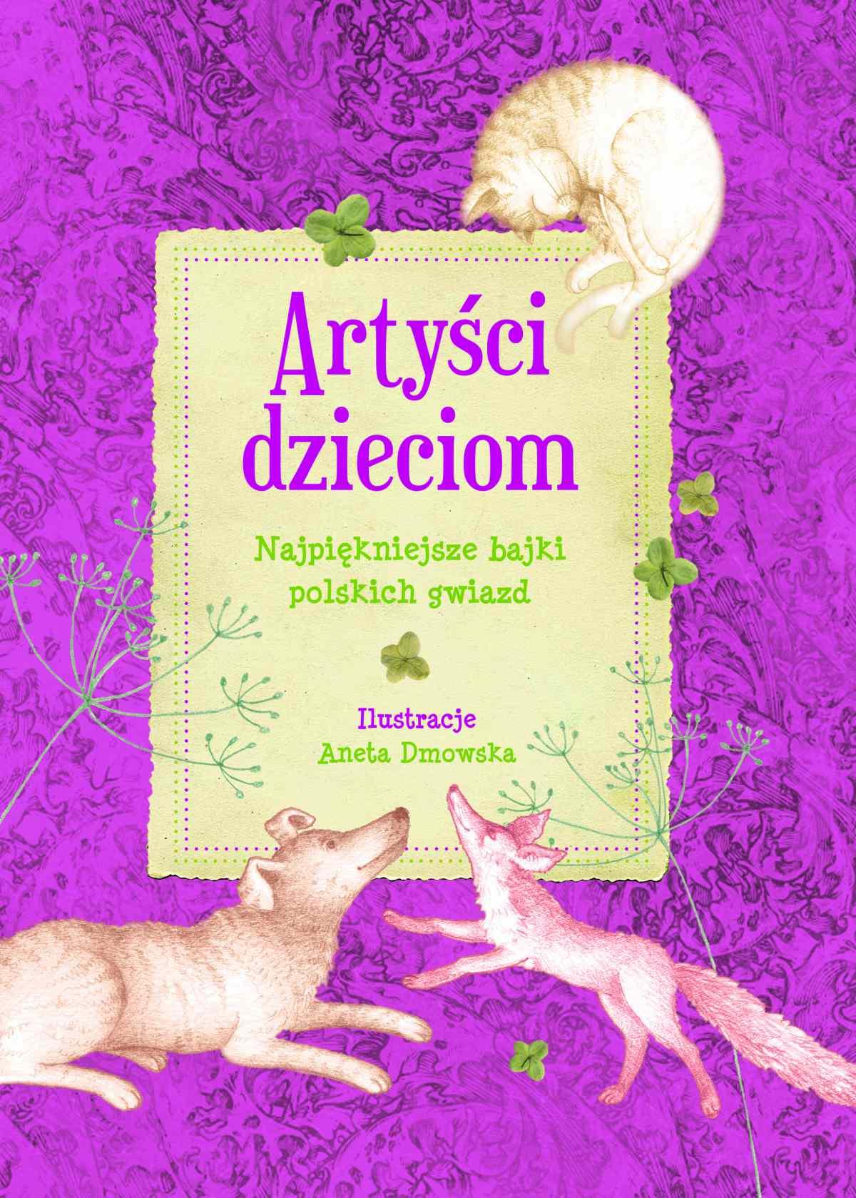 Artyści dzieciom - Ebook (Książka na Kindle) do pobrania w formacie MOBI