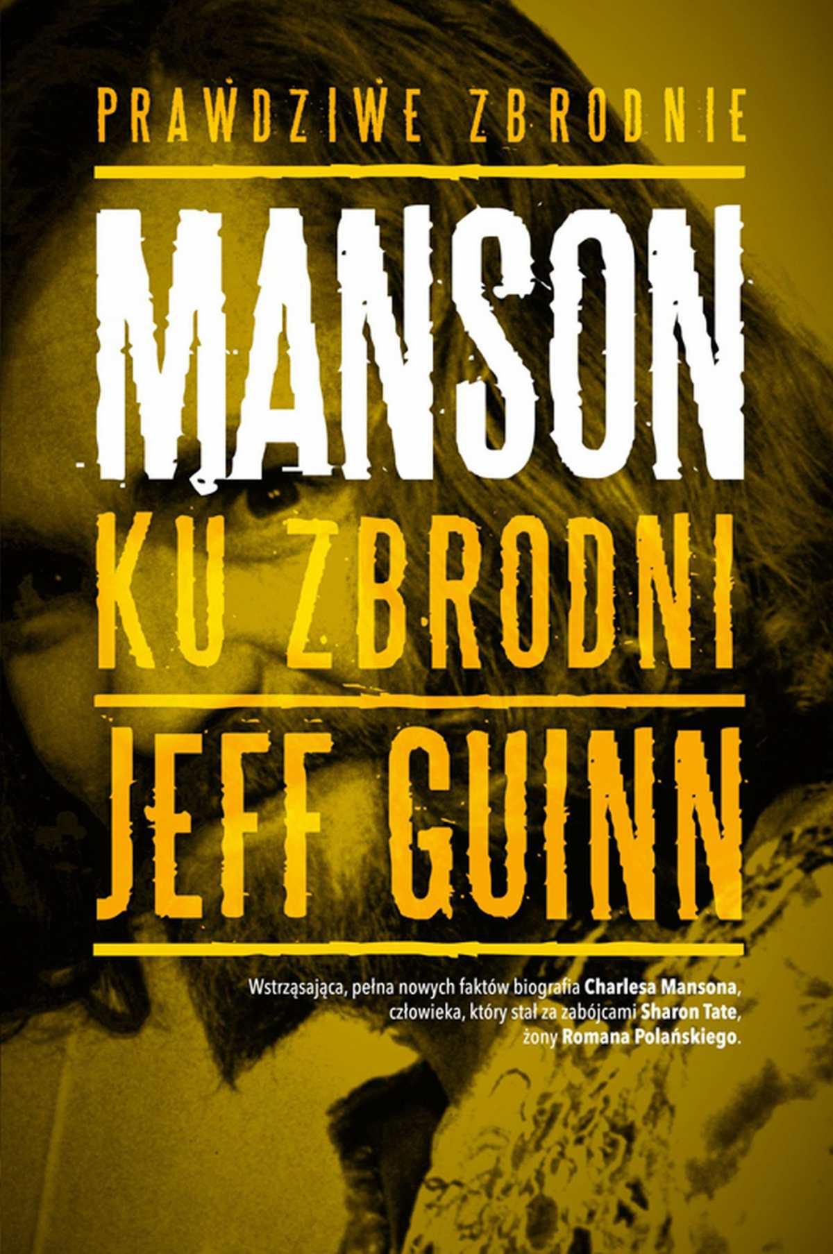 Manson. Ku zbrodni - Ebook (Książka EPUB) do pobrania w formacie EPUB
