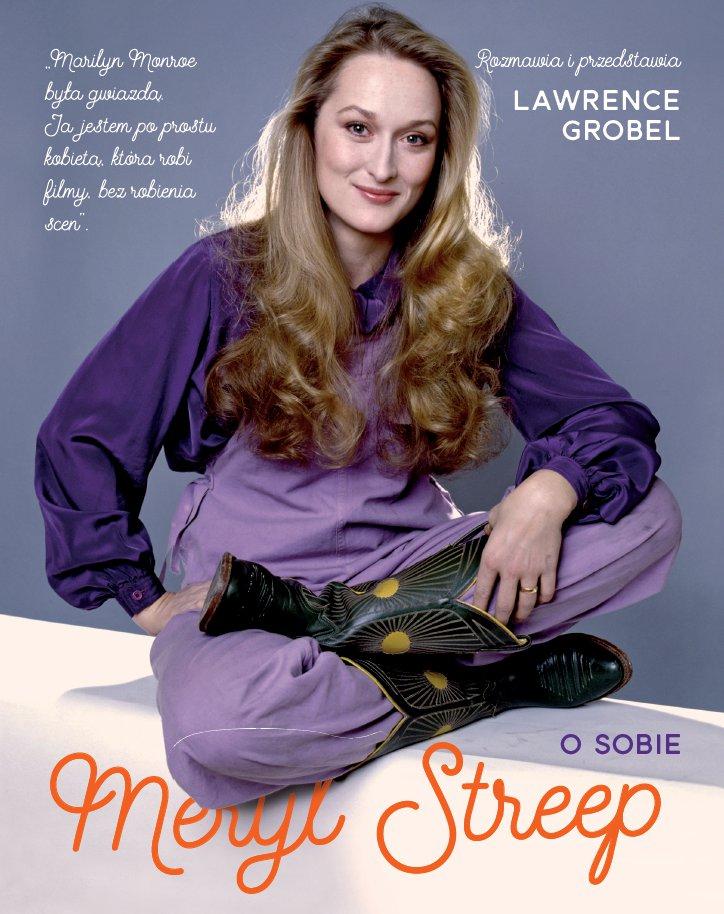 Meryl Streep o sobie - Ebook (Książka EPUB) do pobrania w formacie EPUB