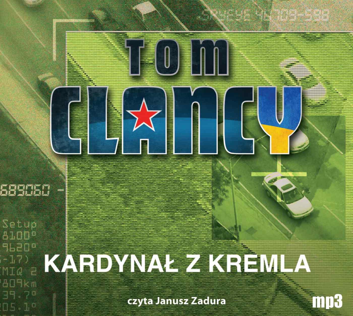 Kardynał z Kremla - Audiobook (Książka audio MP3) do pobrania w całości w archiwum ZIP