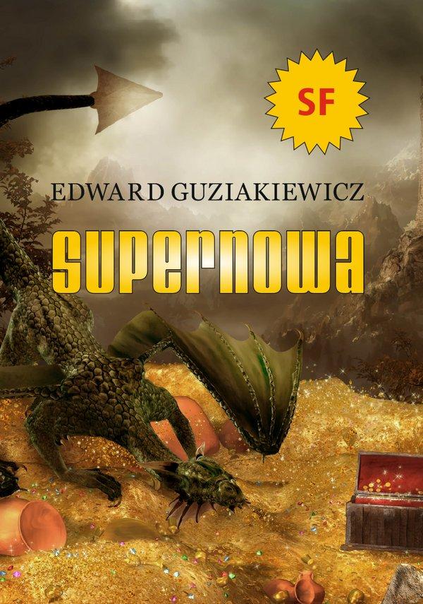 Supernowa - Ebook (Książka EPUB) do pobrania w formacie EPUB
