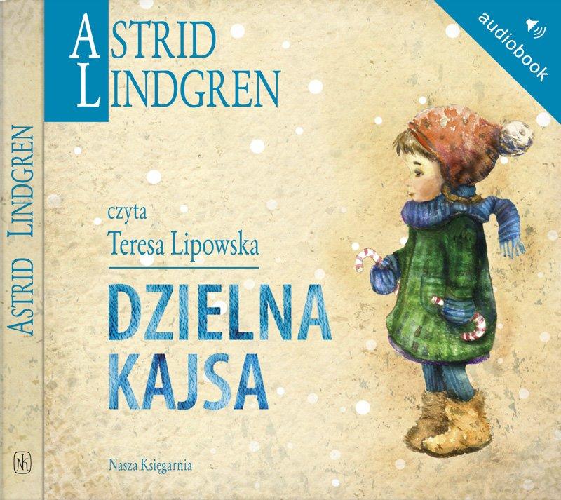 Dzielna Kajsa - Audiobook (Książka audio MP3) do pobrania w całości w archiwum ZIP
