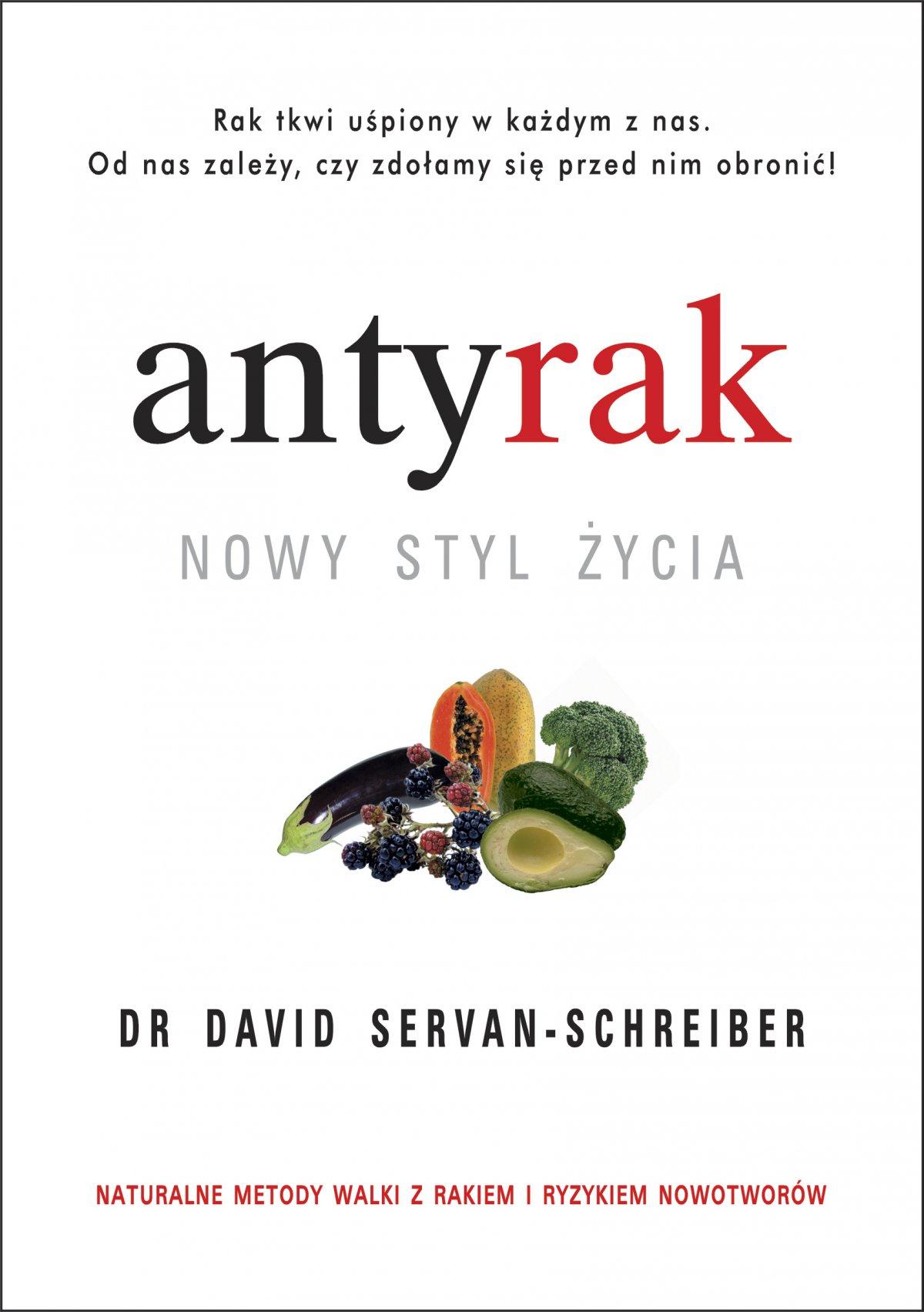 Antyrak. Nowy styl życia - Ebook (Książka na Kindle) do pobrania w formacie MOBI
