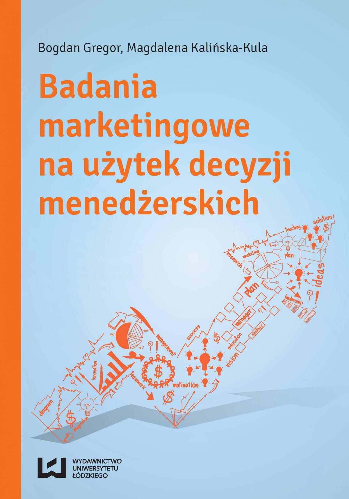 Badania marketingowe na użytek decyzji menedżerskich - Ebook (Książka PDF) do pobrania w formacie PDF