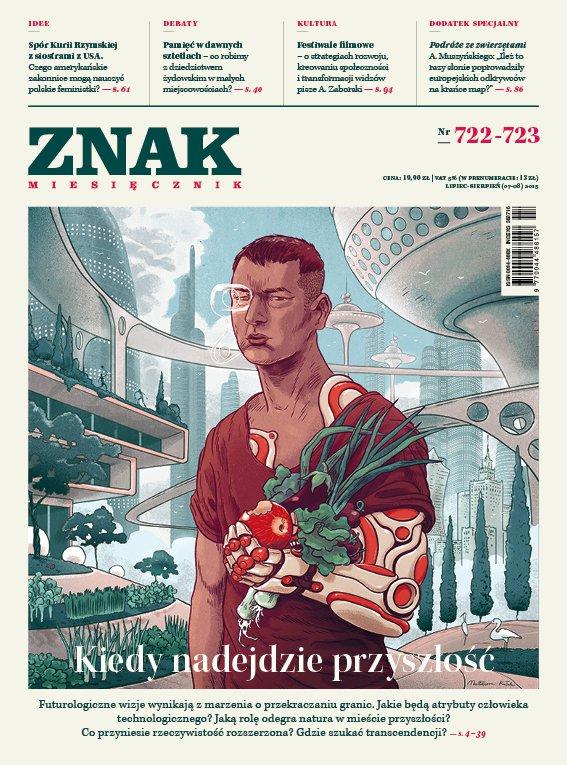 Kiedy nadejdzie przyszłość. Miesięcznik Znak - Ebook (Książka EPUB) do pobrania w formacie EPUB