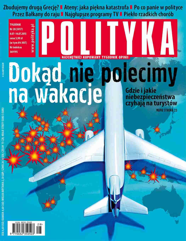 Polityka nr 28/2015 - Ebook (Książka PDF) do pobrania w formacie PDF