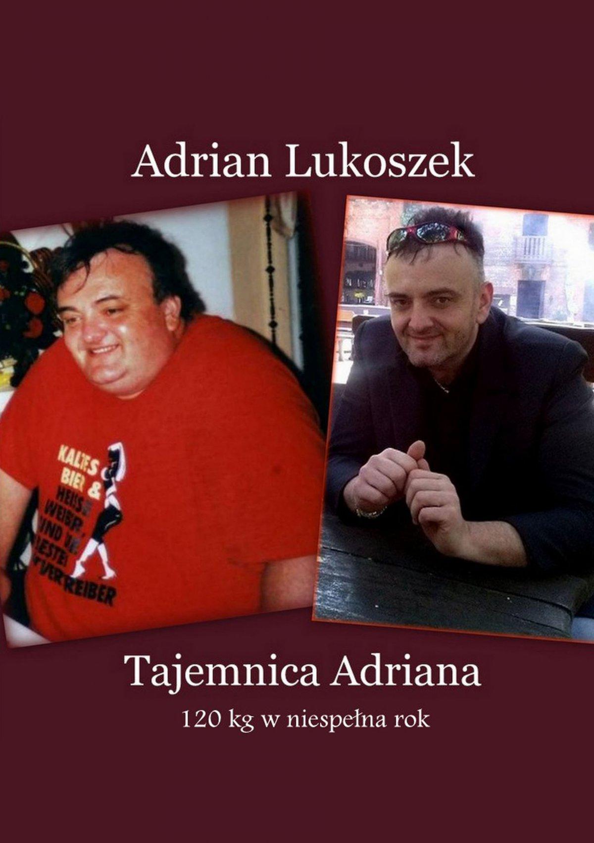 Tajemnica Adriana - Ebook (Książka EPUB) do pobrania w formacie EPUB