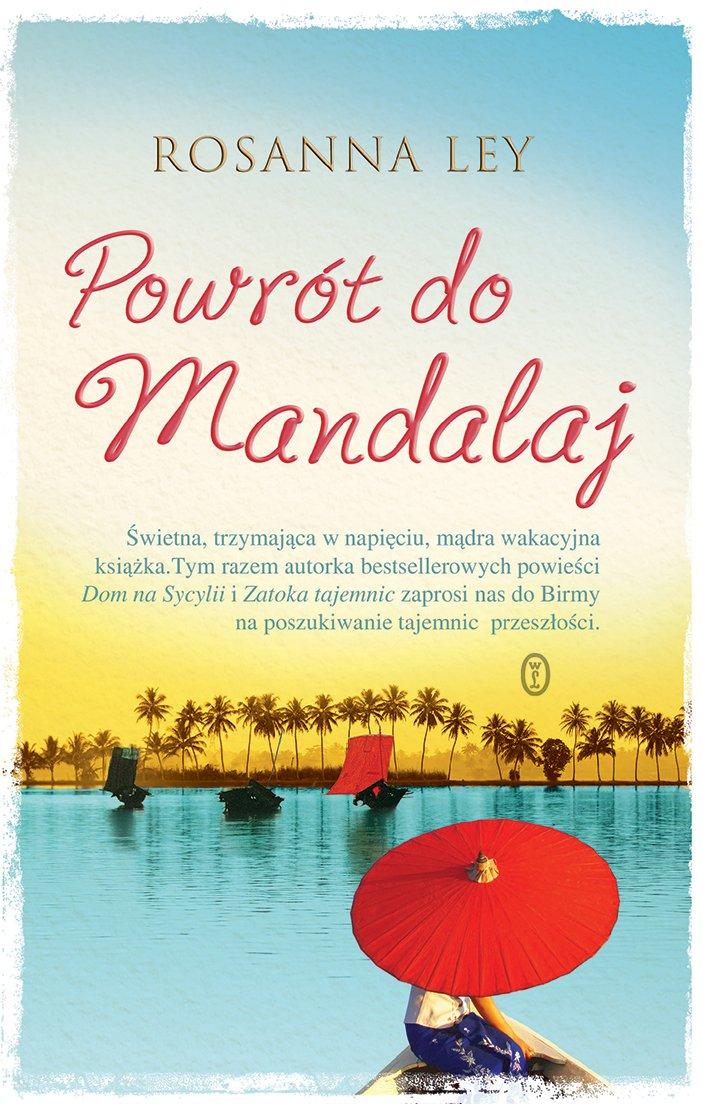 Powrót do Mandalaj - Ebook (Książka na Kindle) do pobrania w formacie MOBI