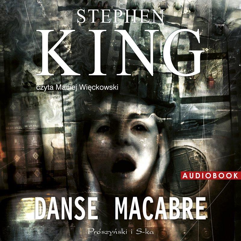 Danse Macabre - Audiobook (Książka audio MP3) do pobrania w całości w archiwum ZIP