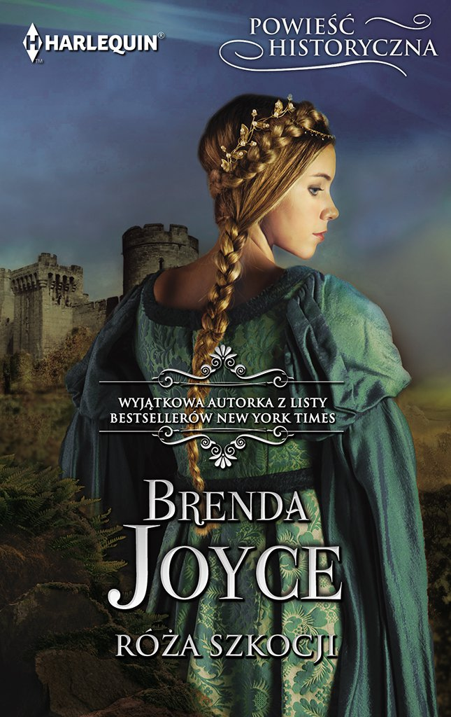 Róża Szkocji - Ebook (Książka na Kindle) do pobrania w formacie MOBI