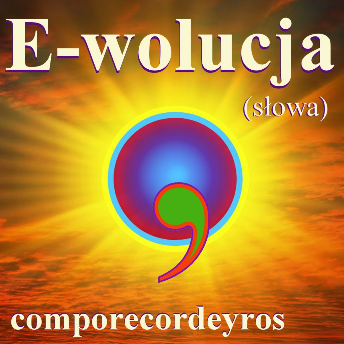 E-wolucja (słowa) - Ebook (Książka PDF) do pobrania w formacie PDF
