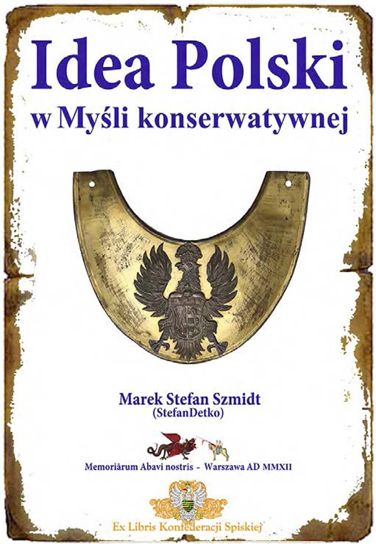 Idea Polski w Myśli konserwatywnej - Ebook (Książka PDF) do pobrania w formacie PDF