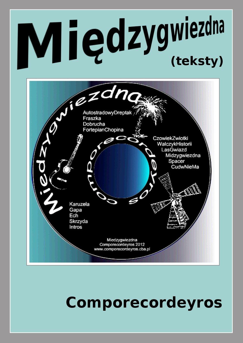 Międzygwiezdna (teksty) - Ebook (Książka PDF) do pobrania w formacie PDF