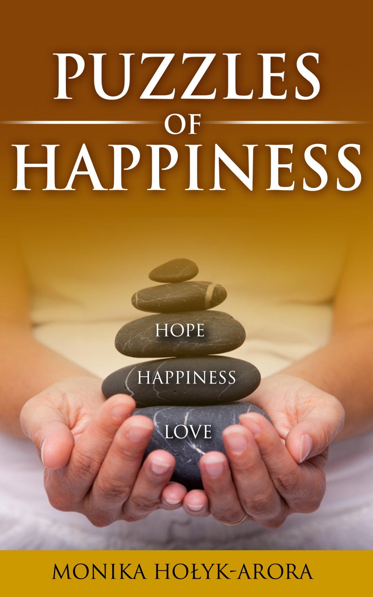 Puzzles of Happiness - Ebook (Książka PDF) do pobrania w formacie PDF