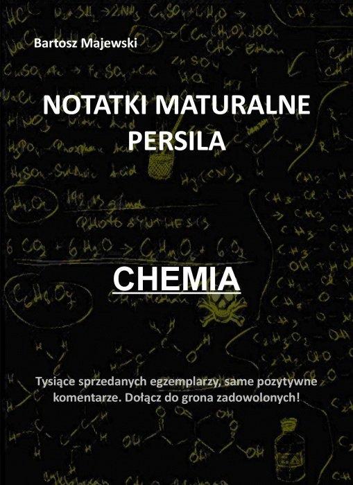 Notatki maturalne persila. Chemia - Ebook (Książka PDF) do pobrania w formacie PDF