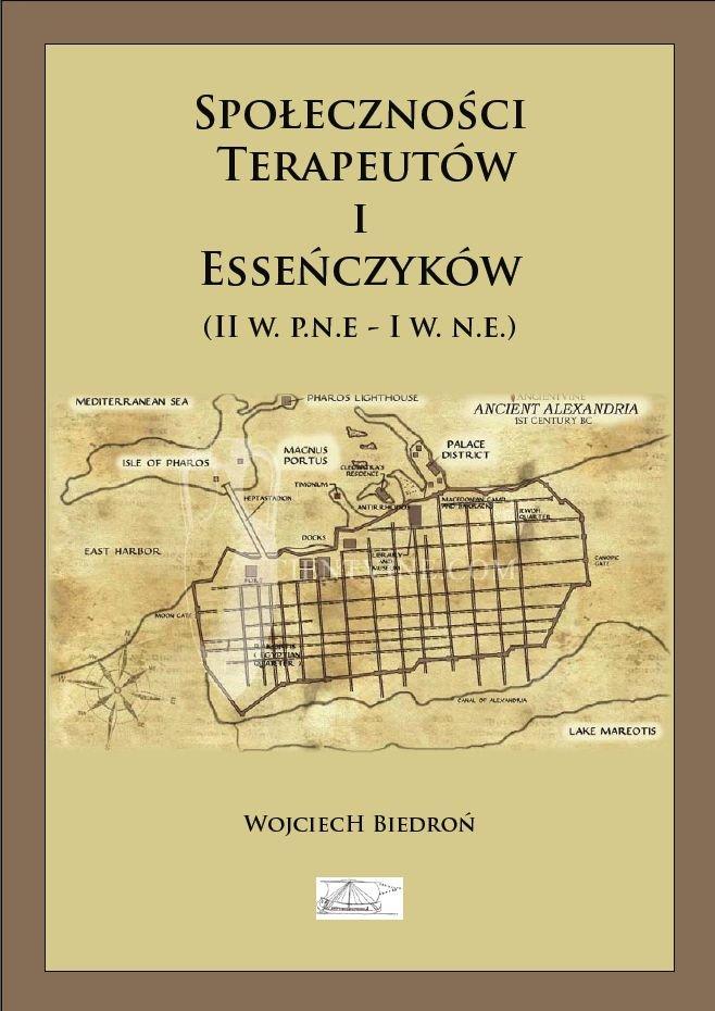 Społeczności terapeutów i esseńczyków (II w. p.n.e - I w. n.e.) - Ebook (Książka na Kindle) do pobrania w formacie MOBI