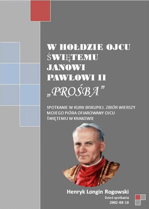 W hołdzie Ojcu Świętemu Janowi Pawłowi II - Ebook (Książka EPUB) do pobrania w formacie EPUB