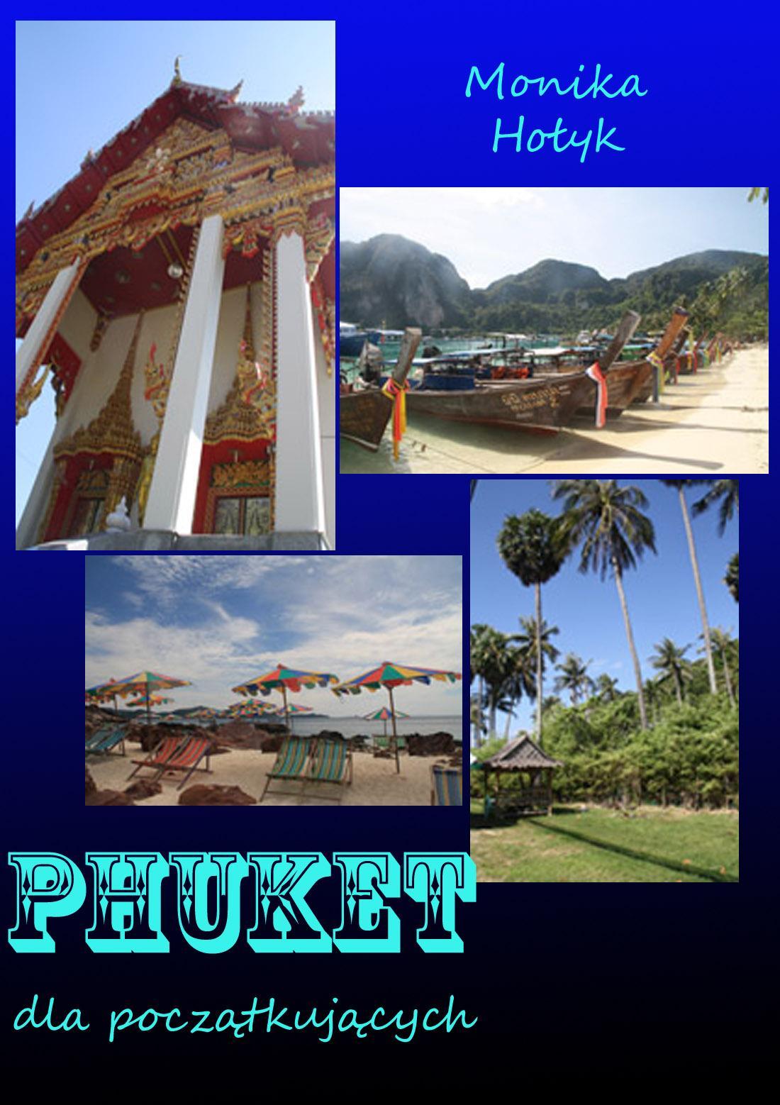 Phuket dla początkujących - Ebook (Książka PDF) do pobrania w formacie PDF