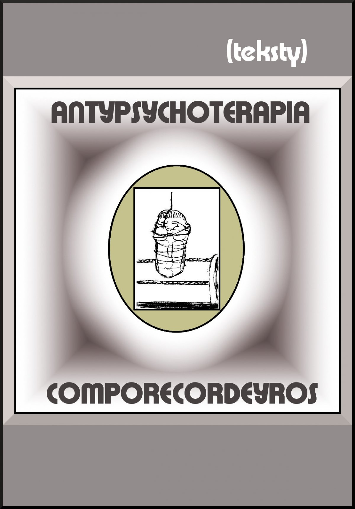 Antypsychoterapia (teksty) - Ebook (Książka PDF) do pobrania w formacie PDF