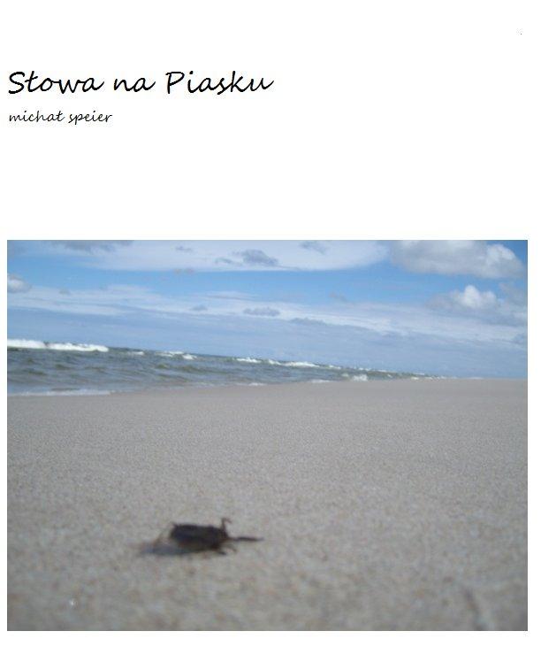 Słowa na Piasku - Ebook (Książka EPUB) do pobrania w formacie EPUB