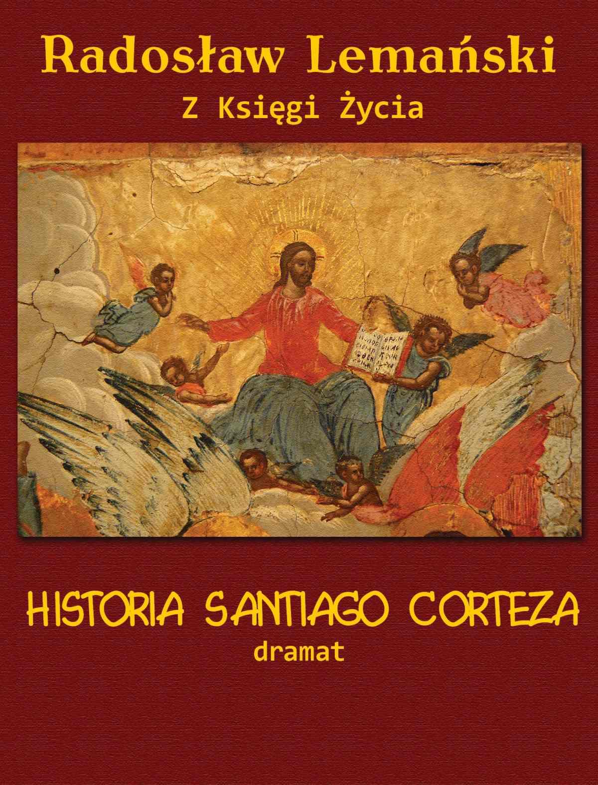 Historia Santiago Corteza - Ebook (Książka PDF) do pobrania w formacie PDF
