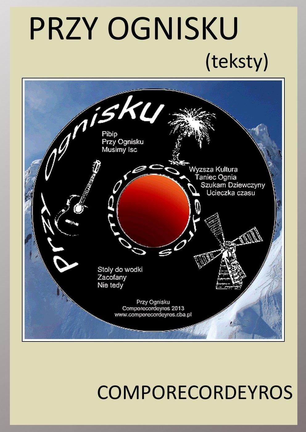 Przy ognisku (teksty) - Ebook (Książka PDF) do pobrania w formacie PDF