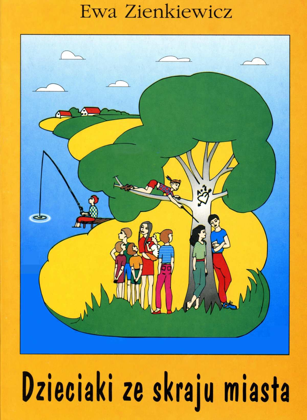 Dzieciaki ze skraju miasta - Ebook (Książka na Kindle) do pobrania w formacie MOBI