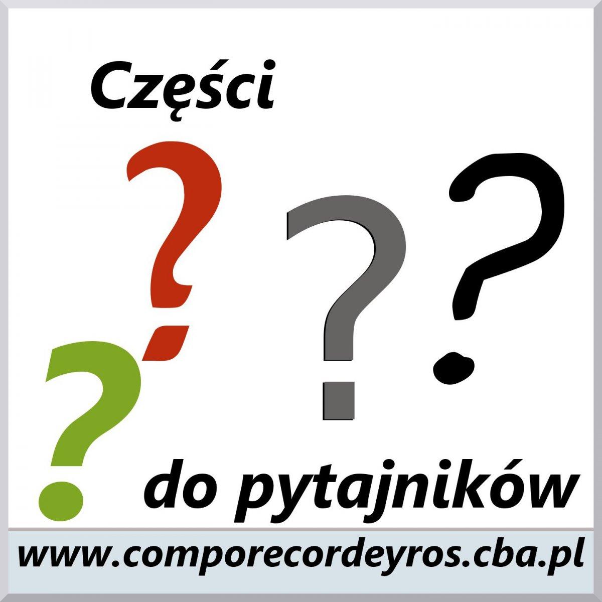 Części do pytajników (teksty) - Ebook (Książka PDF) do pobrania w formacie PDF