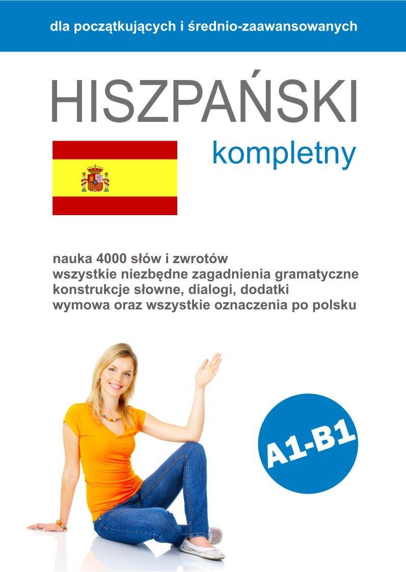 Hiszpański Kompletny - Ebook (Książka PDF) do pobrania w formacie PDF