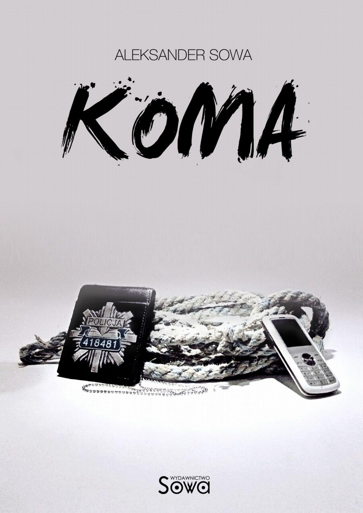 Koma - Ebook (Książka EPUB) do pobrania w formacie EPUB