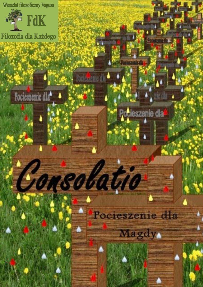 Consolatio. Pocieszenie dla Magdy - Ebook (Książka PDF) do pobrania w formacie PDF