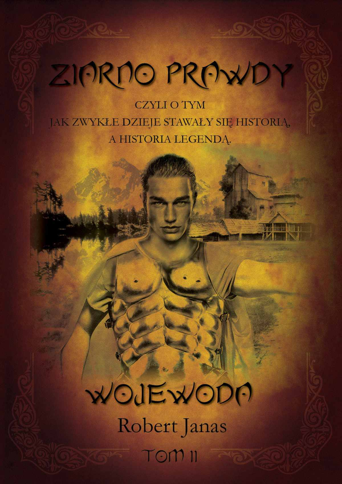 Ziarno prawdy. Tom II Wojewoda - Ebook (Książka EPUB) do pobrania w formacie EPUB