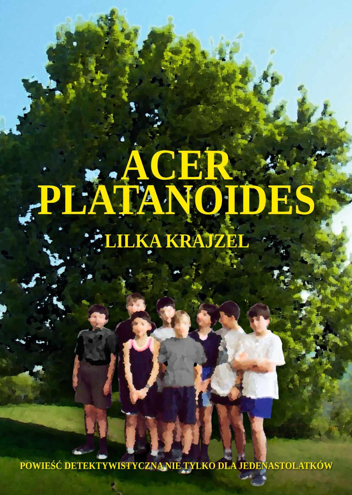 Acer platanoides - Ebook (Książka EPUB) do pobrania w formacie EPUB