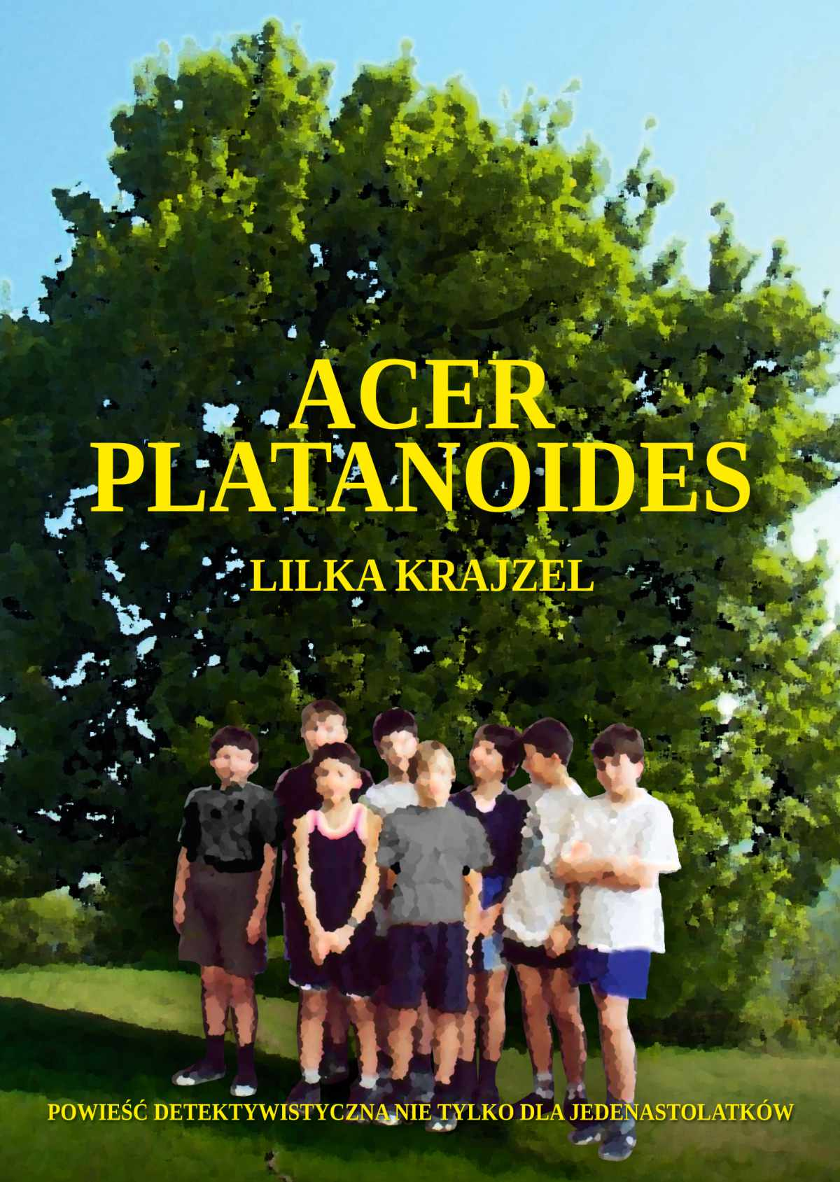 Acer platanoides - Ebook (Książka na Kindle) do pobrania w formacie MOBI