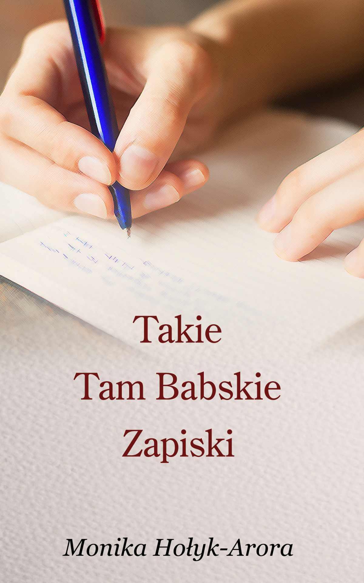 Takie tam babskie zapiski - Ebook (Książka PDF) do pobrania w formacie PDF