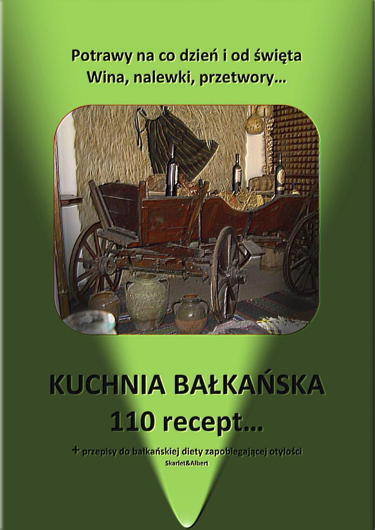 Kuchnia bałkańska - Ebook (Książka EPUB) do pobrania w formacie EPUB