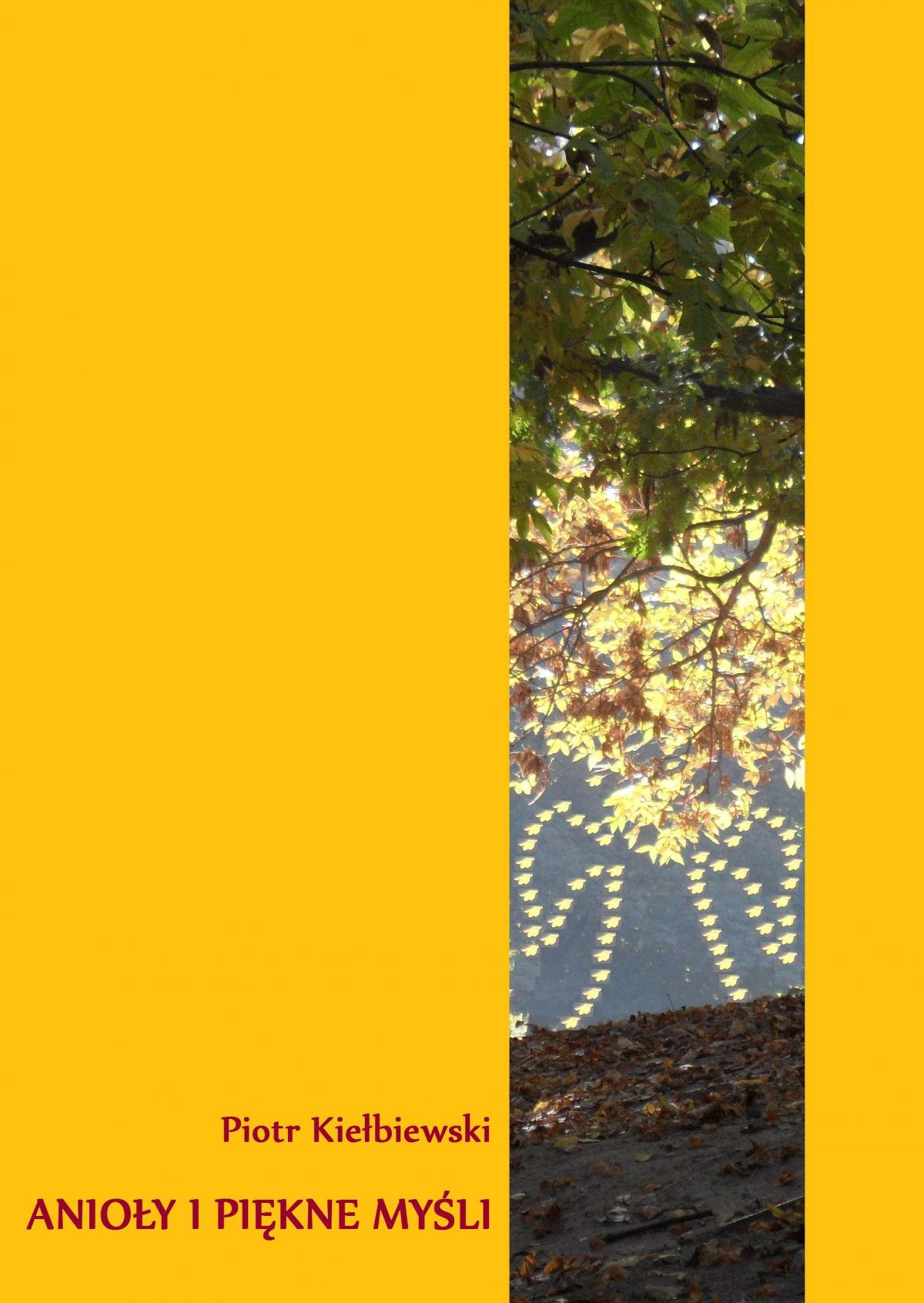Anioły i piękne myśli - Ebook (Książka na Kindle) do pobrania w formacie MOBI