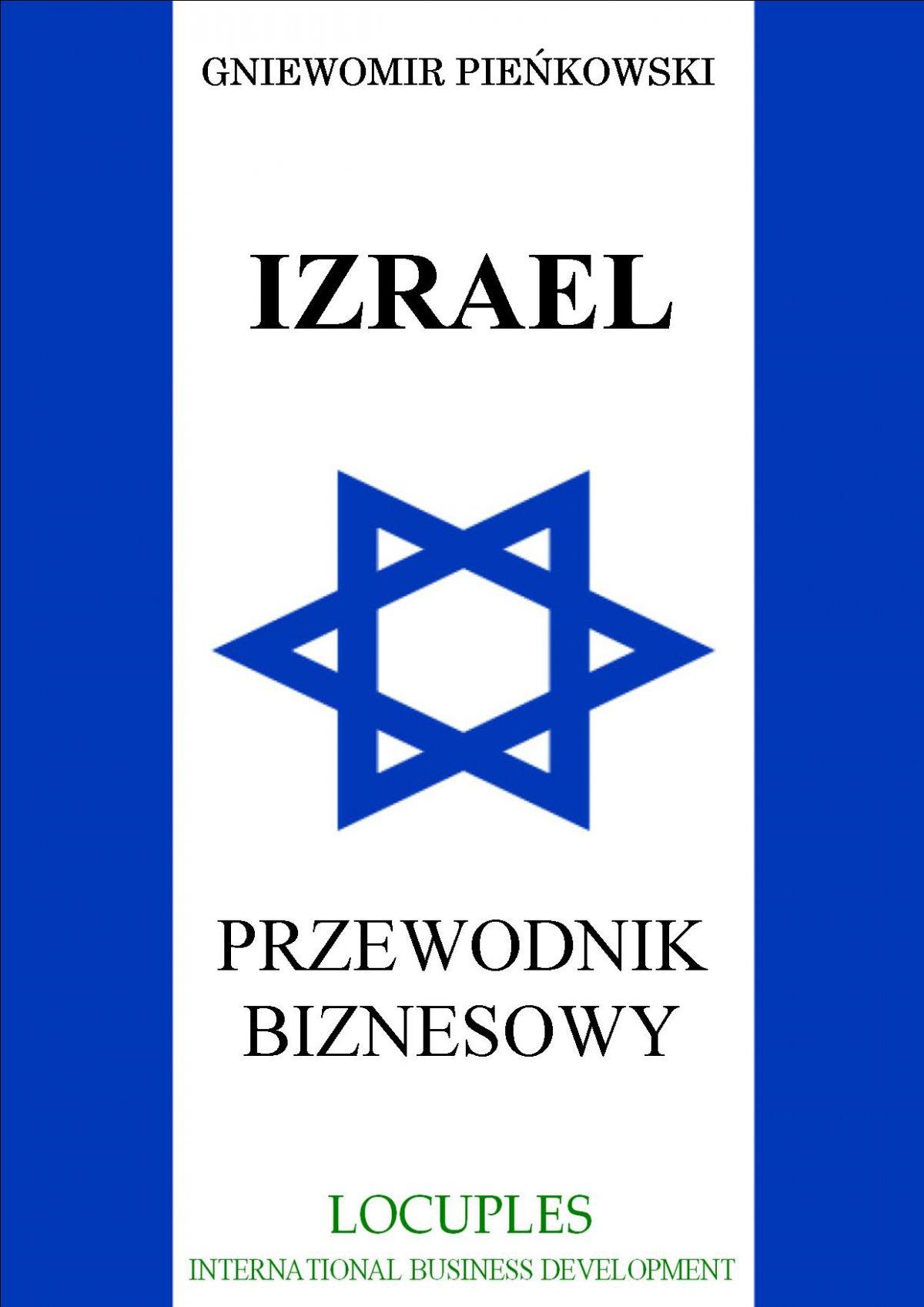 Izrael: Przewodnik biznesowy - Ebook (Książka PDF) do pobrania w formacie PDF
