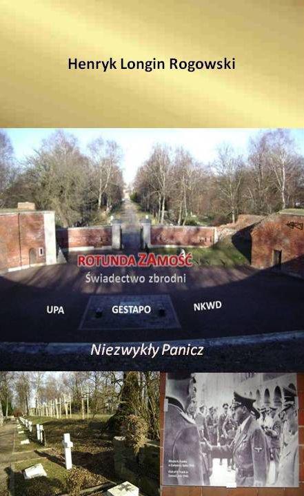 Rotunda Zamość. Świadectwo Zbrodni - Ebook (Książka EPUB) do pobrania w formacie EPUB