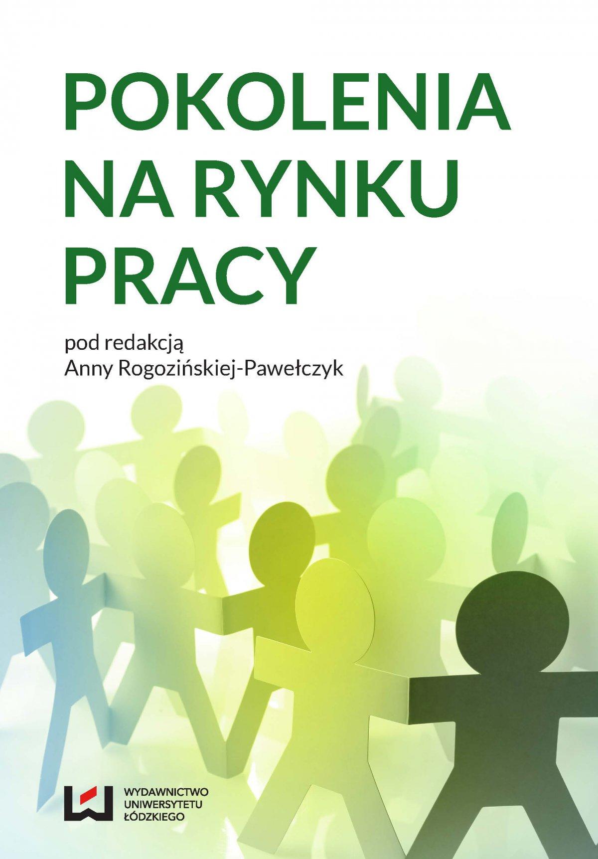Pokolenia na rynku pracy - Ebook (Książka PDF) do pobrania w formacie PDF