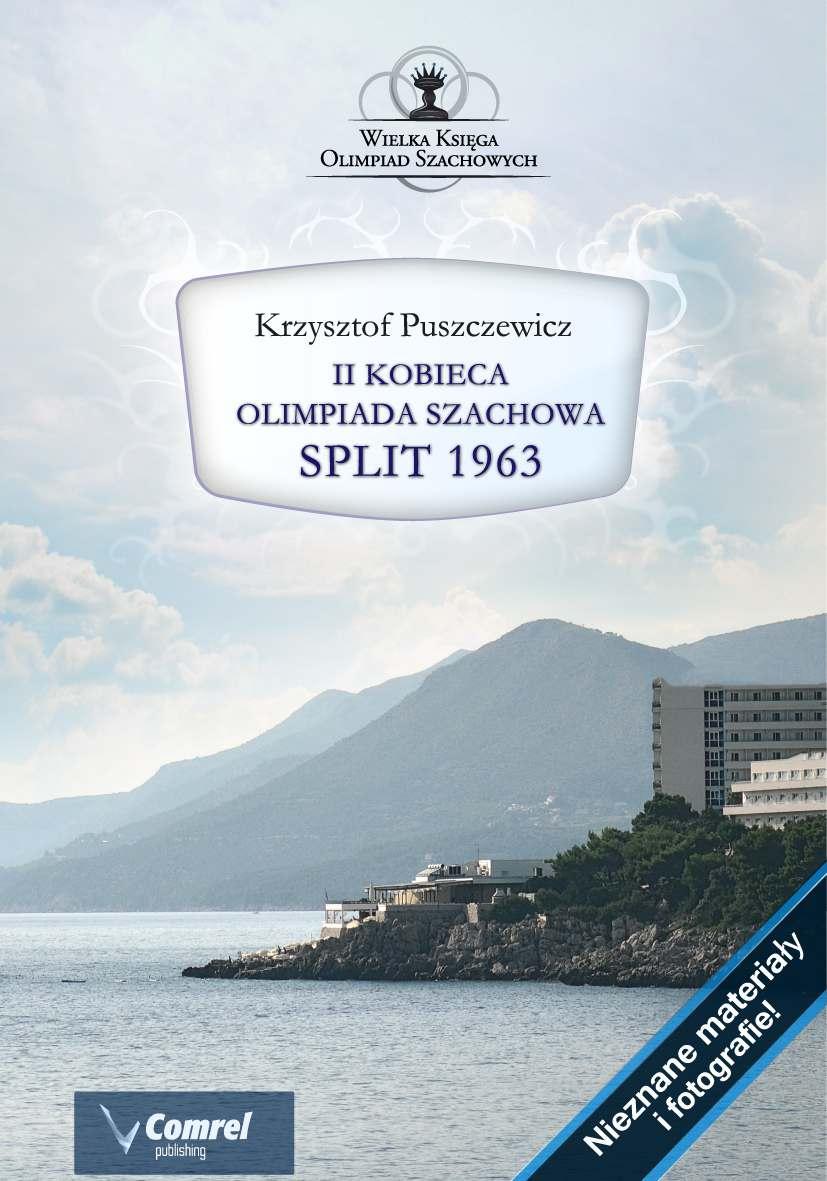 II Kobieca Olimpiada Szachowa - Split 1963 - Ebook (Książka PDF) do pobrania w formacie PDF