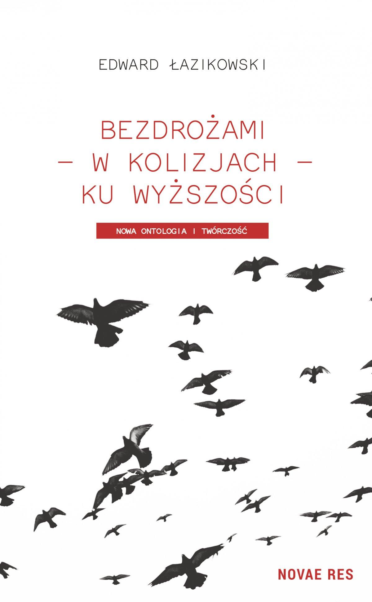 Bezdrożami - w kolizjach - ku wyższości. Nowa ontologia i twórczość - Ebook (Książka EPUB) do pobrania w formacie EPUB