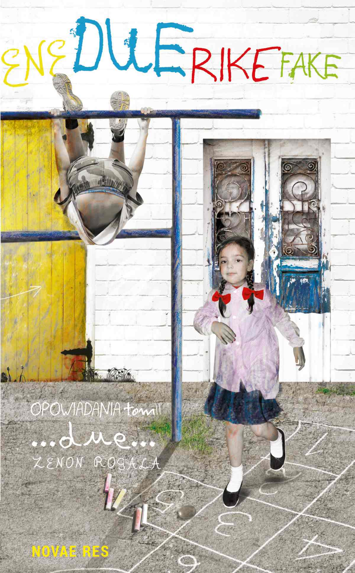 Due. Opowiadania. Tom II - Ebook (Książka EPUB) do pobrania w formacie EPUB