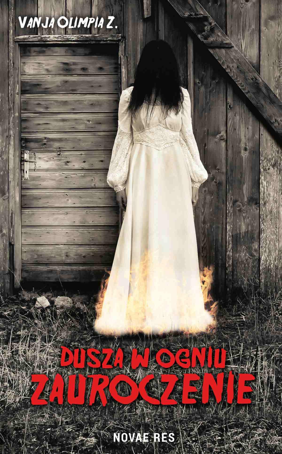 Dusza w ogniu. Zauroczenie - Ebook (Książka na Kindle) do pobrania w formacie MOBI