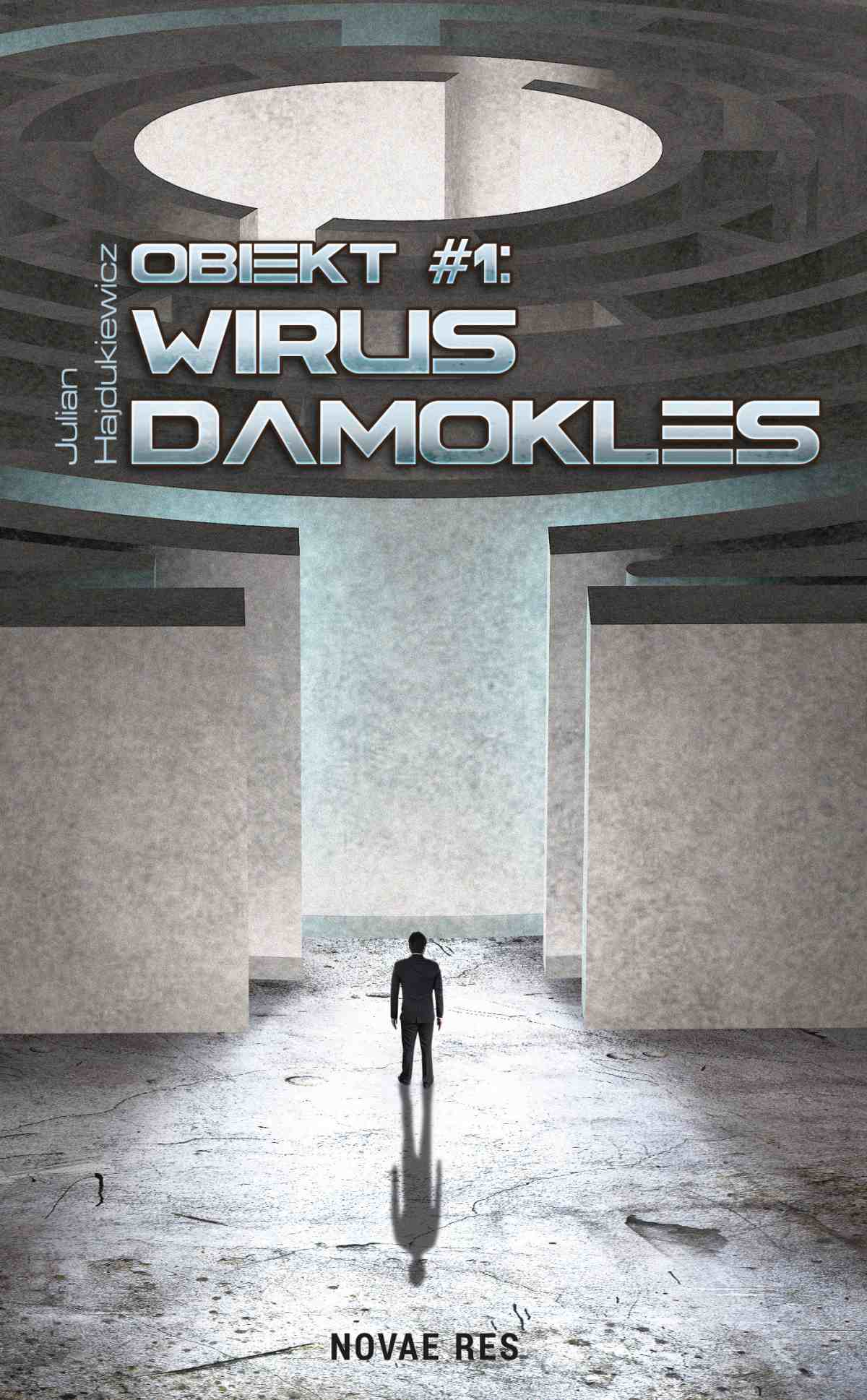 Obiekt #1: Wirus Damokles - Ebook (Książka EPUB) do pobrania w formacie EPUB