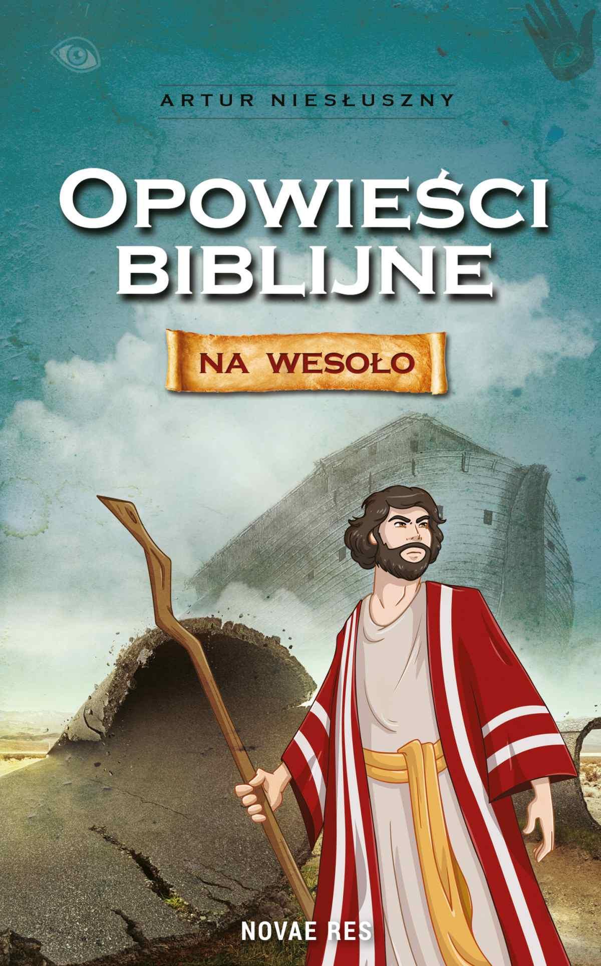 Opowieści biblijne na wesoło - Ebook (Książka na Kindle) do pobrania w formacie MOBI