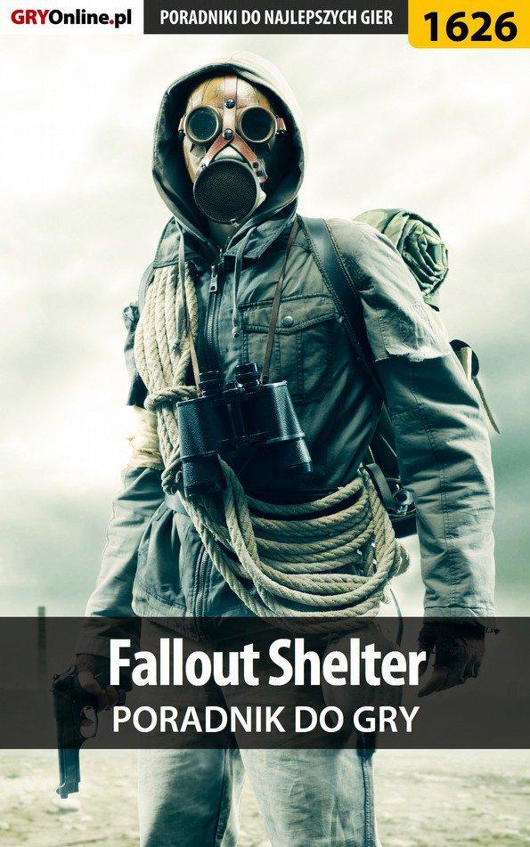 Fallout Shelter - poradnik do gry - Ebook (Książka EPUB) do pobrania w formacie EPUB